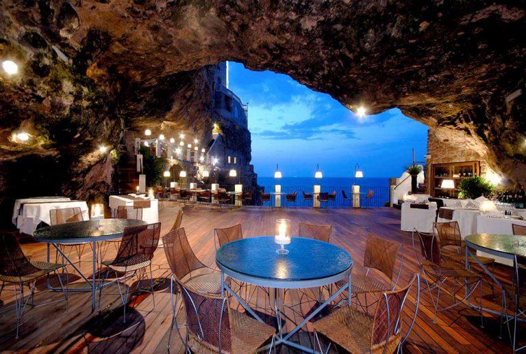 Top 5 Los restaurants mas extravagantes del mundo