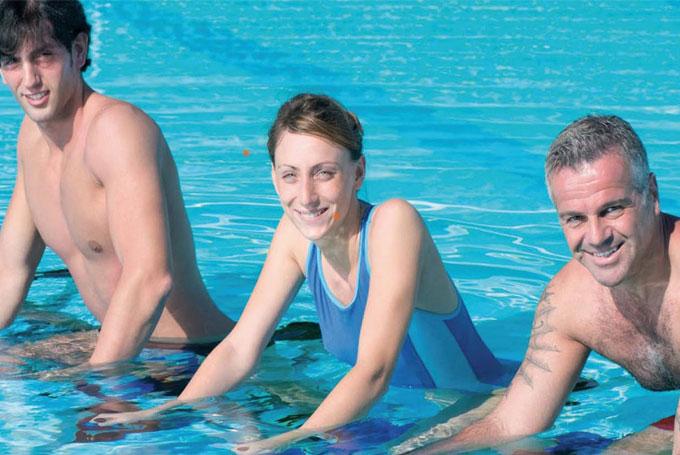 furor por los deportes acuáticos