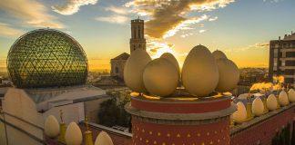 Figueres museo de Dalí en España