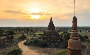 Bagan el reino de los 13000 templos