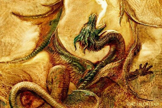 Ciruelo un artista con vuelo propio y corazón de dragónn