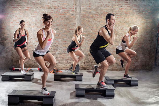 10 disciplinas deportivas para el gimnasio de bajo impacto