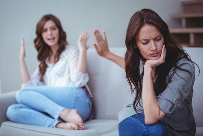 códigos de amistad entre mujeres