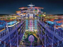 Como viajar de forma magnífica en una ciudad flotante. Top ten de los 10 cruceros más lujosos del mundo