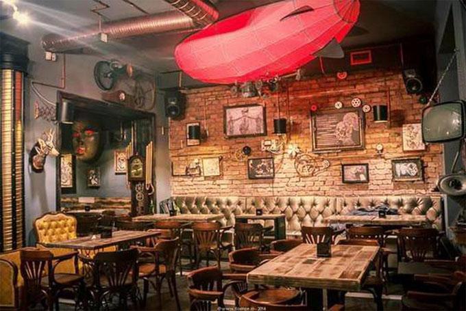 Los 10 bares más raros del mundo