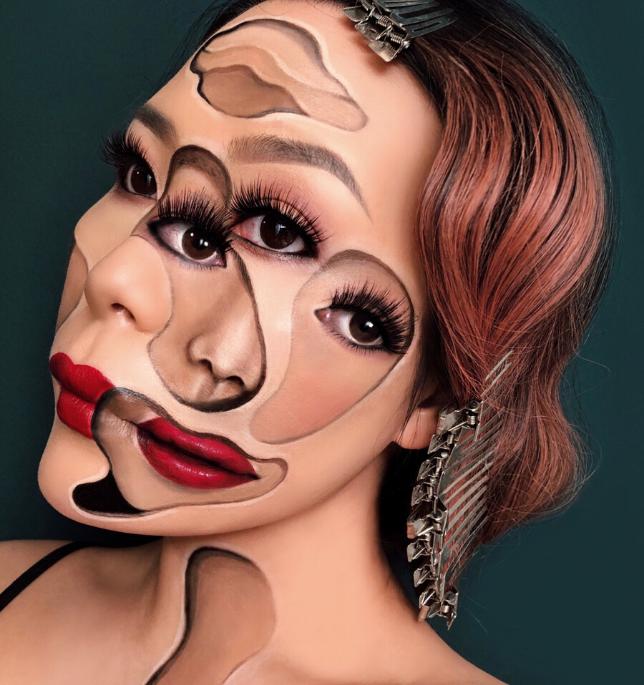 Mimi Choi la reina del maquillaje en 3 D