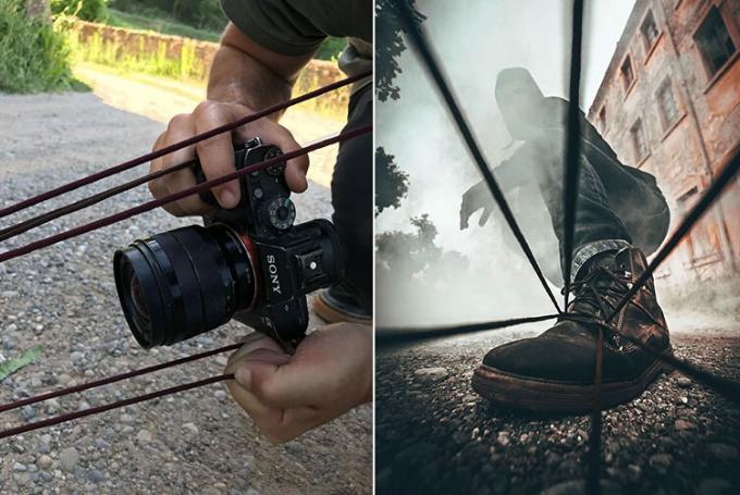 Jordi Puig. El fotógrafo que logra imágenes increíbles con elementos cotidianos