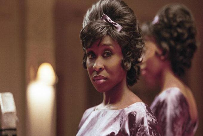 Cyntia Erivo es Aretha Franklin en una serie sobre la reina del soul