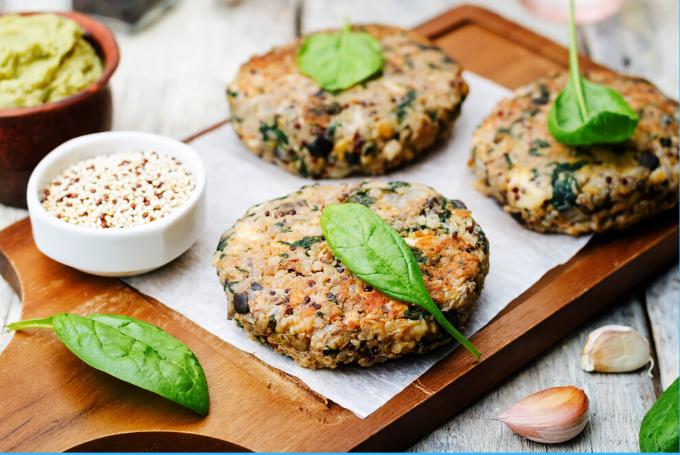 5 Grandes ideas para preparar comida vegetariana