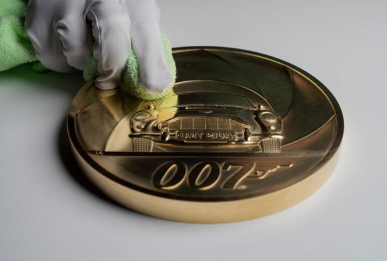 007 James Bond. Ahora más que nunca vale oro