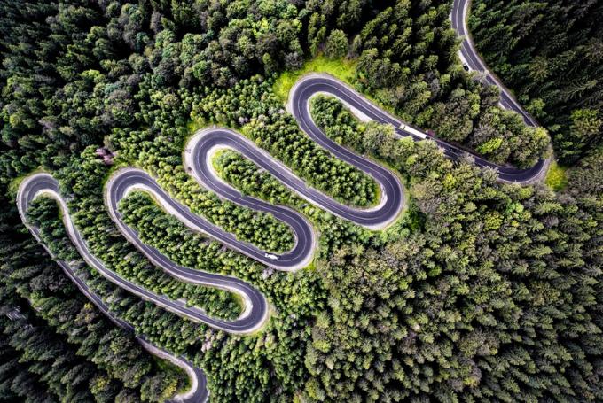 Fotografías con drones. Las tomas más más increíbles del mundo realizadas desde el aire
