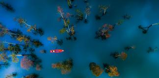 Fotografías con drones. Las tomas más increíbles del mundo realizadas desde el aire