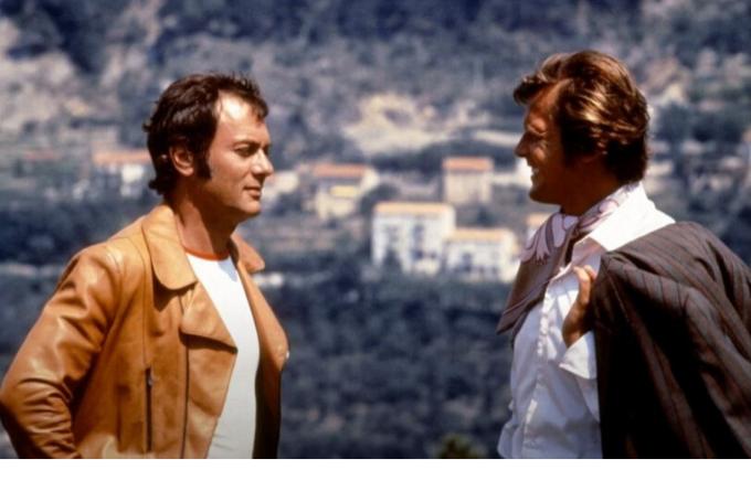 Dos tipos audaces. Un toque de distinción en los 70s