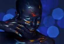 Cuerpos que brillan. Historia y evolución del Body Painting