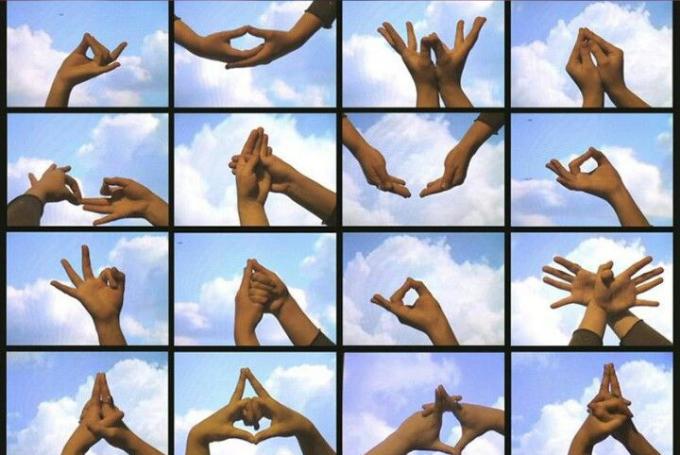 Mudras. El poder energético de las manos y sus significados