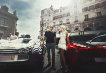 Lujo sobre ruedas. los automóviles más caros del mundo